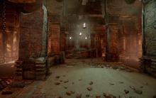 Gefangenes Feuer - dritte Kammer