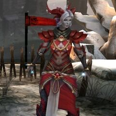 Tier IV of Rasaan from <i>Heroes of Dragon Age</i>