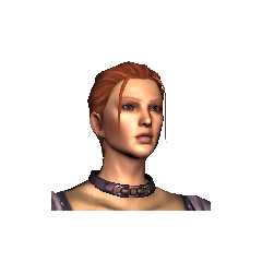 Young Leliana as seen in <i><a href=