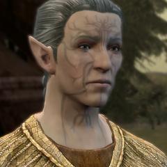Master Ilen, craftsman in The Warden's clan