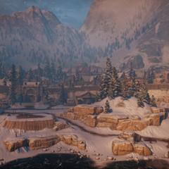 Panorama Azylu w <i>Inkwizycji</i>