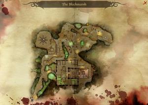 Burden of Guilt treasure location