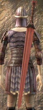 Duncan's Sword -Red Steel