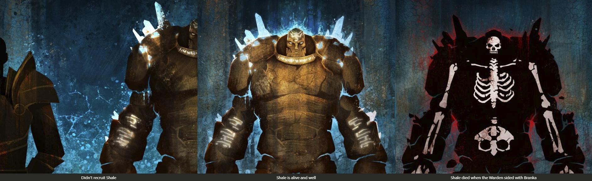 Shale | Dragon Age Wiki | FANDOM powered by Wikia