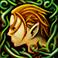 Иконка эльфа-мужчины