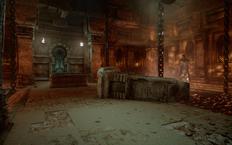 Gefangenes Feuer - zweite Kammer