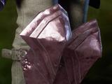 Hochwertige Schlachtenmeister-Rüstung - Beinschutz