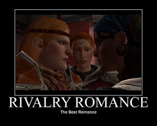Rivalry Romance