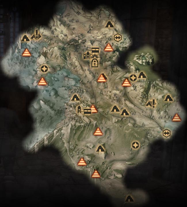 Sehenswürdigkeiten in Kammwald - Karte