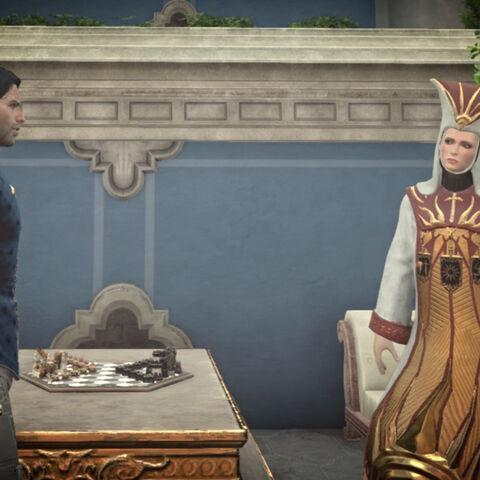 Aedan speaking to <a href=