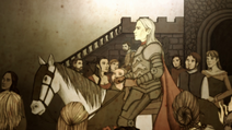 HL5 RR Barristan Rhaegar Heir to the Throne