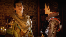 Maxwell joins the Inquisition