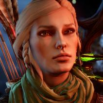 Ellana Lavellan avatar