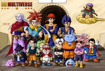 DBM Poster Universe 2 by BK 81