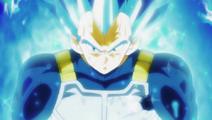 Super Saiyan God Super Saiyan Vegeta Evolved