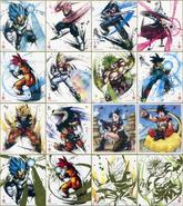 Dragon Ball Shikishi Art 2