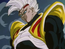 Super Baby Strongest Form 2