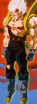 Super Baby Strongest Form 1 Anime
