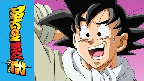 Dragon Ball Super - English Dub Sneak Peek - Goku & King Kai