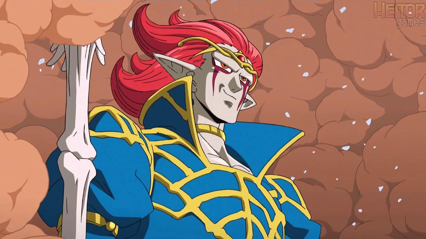 Demigra | Dragon Ball World Wiki | Fandom