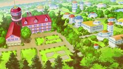 Son Gohan Residence