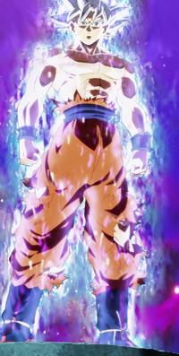 Son Gokou Ultra Instinct Anime