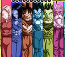Representatives of the Seventh Universe