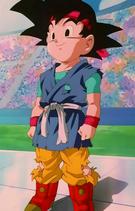 Son Goku Jr Anime