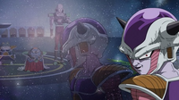 Freeza Sorbet and Tagoma