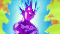 Super Saiyan Blue Copy Vegeta