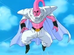 Majin Boo Evil Piccolo Absorbed Anime