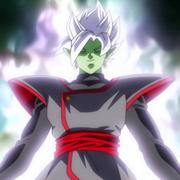 Super Saiyan Rose Potara Zamasu