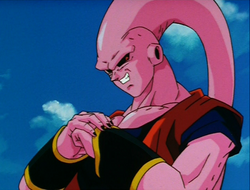 Majin Boo Evil Ultimate Son Gohan Absorbed Anime