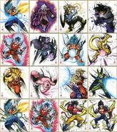 Dragon Ball Shikishi Art 3