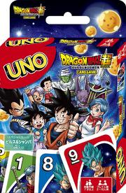 UNO Dragon Ball Super