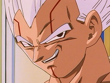 Super Saiyan Vegetababy Anime