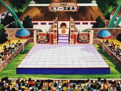 Tenkaichi Battle Stage