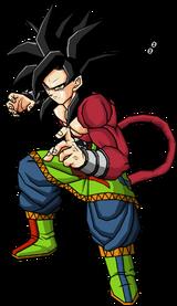 Goku af ssj4 t a by jeanpaul007-d5gyp20