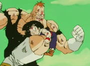 180px-Roccome knees gohan in the stomach