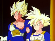 300px-Full Power Super Saiyan Goku and Full Power Super Saiyan Gohan