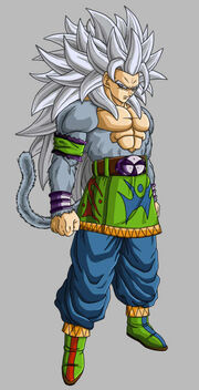 Goku Ssj5 Remake by NeDan89 (1)