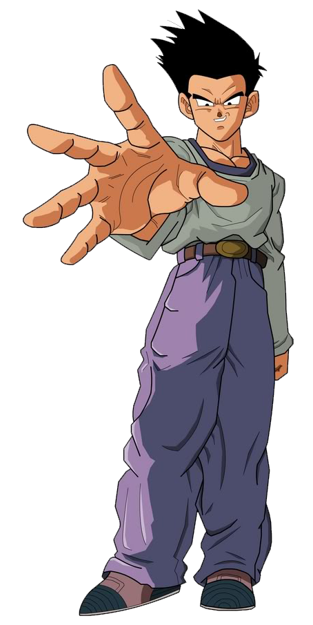 Gotens First Appearance In Dragonball Zeron Volume 1