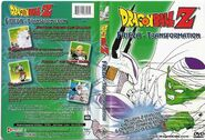 Dragon Ball Z Frieza Transformation DVD Uncut- Front and Back