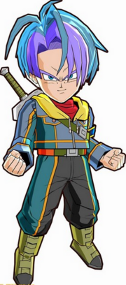 EX Trunks