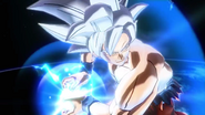 Goku Doctrina egoísta Kamehameha XV2