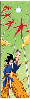 Goku Ki Genkidama