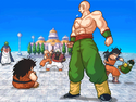 Kami and Popo train the Z-Fighters (Dragon Ball Z - Attack Of The Saiyans)
