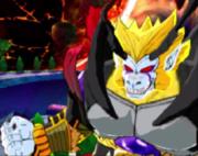 Maxi-Fusión Definitiva Ozaru Dorado