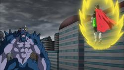 Super Great Saiyaman is dood