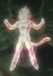Super Saiyan God Originale